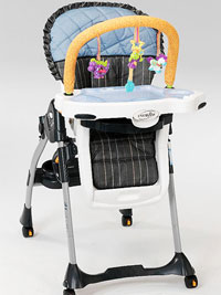 Evenflo Majestic High Chair Recall