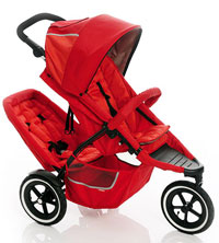 Phil & Teds Dash Buggy Strollers Recall