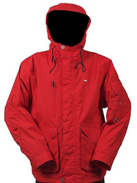 Foursquare Hooded Boys Jacket Recall