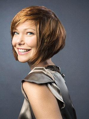 There are various types of bob hairstyles, such as graduated bob, long bob