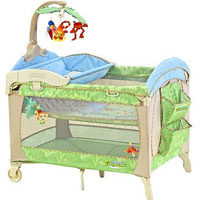Fisher-Price Rainforest Portable Play Yards