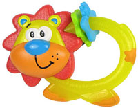 Infantino Lion and Lamb Grabby Rattles