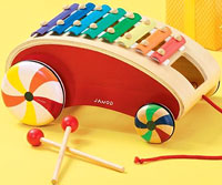 The Land of Nod Toy Xylophones