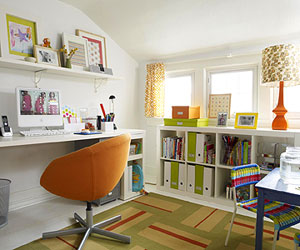Organizing Your Home Office Family Circle