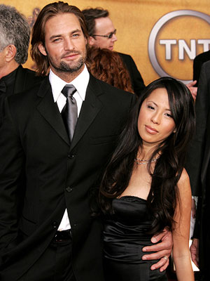 josh holloway wife yessica