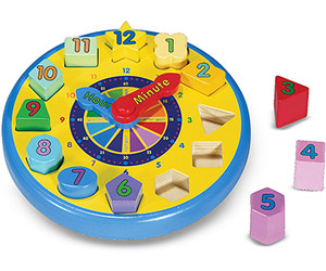 Toys That Teach Kids How To Tell Time