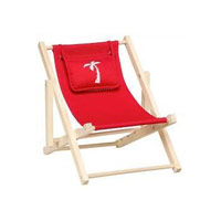 Folding Toy Beach Chairs