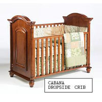 Bonavita ?Cabana? Drop Side Cribs