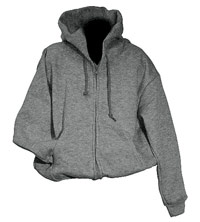 Speedy Children's Hooded Zipper Jackets and Kids Hooded Pullover Jackets