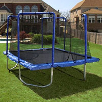 13-foot Square Trampolines