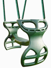 Outdoor Playset Gliders