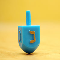 Hannukah dreidel