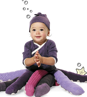 Quick and easy octopus costume for Quick halloween costumes for toddlers