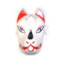 Children's Animal Masks and Pendants