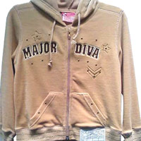 Girls' Hooded Sweatshirts