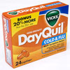 Vicks Dayquil Cold & Flu Liquicaps photo