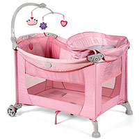 Play Yard with Bassinet