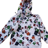 Boys? Hooded Sweatshirts with drawstrings recall