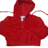 Girl?s Hooded Jackets with Drawstrings recall