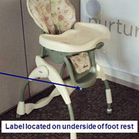 Graco Harmony High Chair Recall