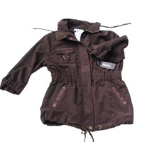 Girl?s Jackets with Drawstrings recall