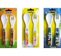 Children?s Fork and Spoon Sets