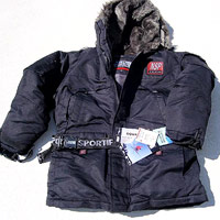 North-Sportif Hooded Jackets and Reversible Vests