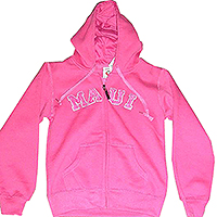 Children?s hooded sweatshirts with drawstrings