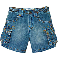 The Children?s Place Denim Cargo Shorts