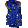 Girls' Vests with Drawstrings photo