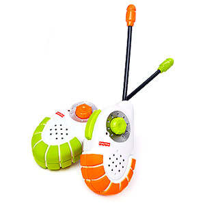 Kid-Tough Walkie Talkies