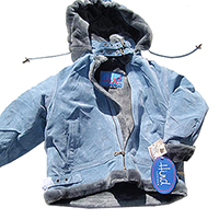 Boys' Hooded Jackets