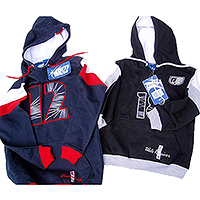 Children?s Hooded Jackets