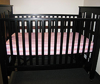 Million Dollar Baby Drop-Side cribs