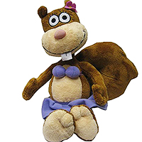 Sandy the Squirrel Plush Toys