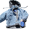 Boys' Hooded Jackets photo