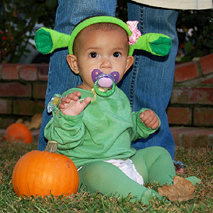 Shrek Halloween costume