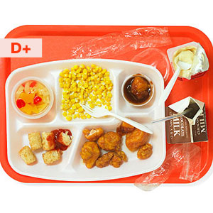 The Problem with Your Child's School Lunch