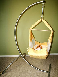 Baby Hammock Metal Stands