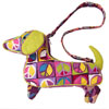 Peace Dachshund Purse