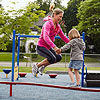 Get Fit at the Playground
