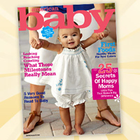American Baby Cover Contest