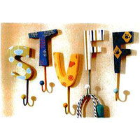 Stuff and Paw Wall Hooks