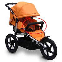 Tike Tech Jogging Strollers
