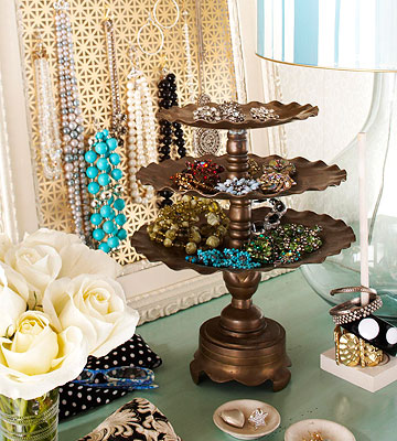 Jewelry Tabletop Display