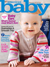 American Baby November 2010 cover