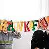 Cute Crafts to Give Thanks