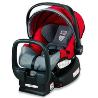 Britax Chaperon infant car seats