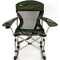 L.L.Bean Folding Camp Rockers