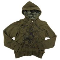 Alpha Industries Children?s Hooded Sweatshirts